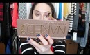 Get ready with me   UD Naked 3 tutorial
