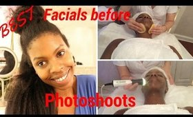Best Spa Facial Treatment For Photoshoots- OXYGENEO + ULTRASOUND