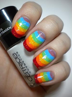 http://missbeautyaddict.blogspot.com/2012/03/31-day-challenge-rainbow-nails.html