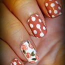 Girly Vintage Rose