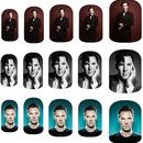 Benedict Cumberbatch Nail Art Decals