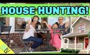 HOUSE HUNTING IN THE DC AREA! MOVING FROM CALIFORNIA TO DC with a TODDLER | RRLV