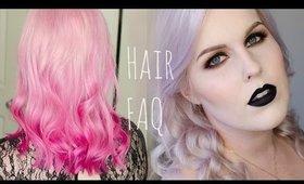 Hair FAQ