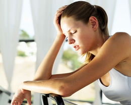 Body By Kit: Exercising When You're Sick