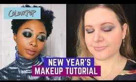 TUTORIAL: New Year's Makeup Look using ColourPop with Shelly Ślączka