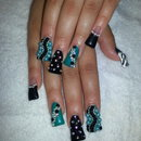 Bling Blung Nails