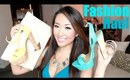 Fashion Haul - Clutches, Shoes & Jewelry