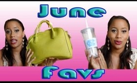 June 2013 Beauty & Fashion Favorites- MAC, Michael Kors & More