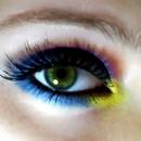 Malibu Eye Makeup