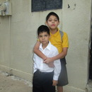 My two kids