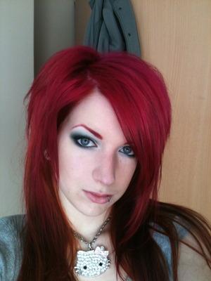Pink hair, miss it so.