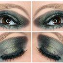 Vivienne Westwood RTW SS 2015 Makeup