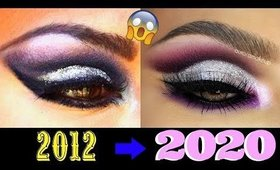 QUE HICE MAL EN MI MAQUILLAJE 2012 ?! | auroramakeup