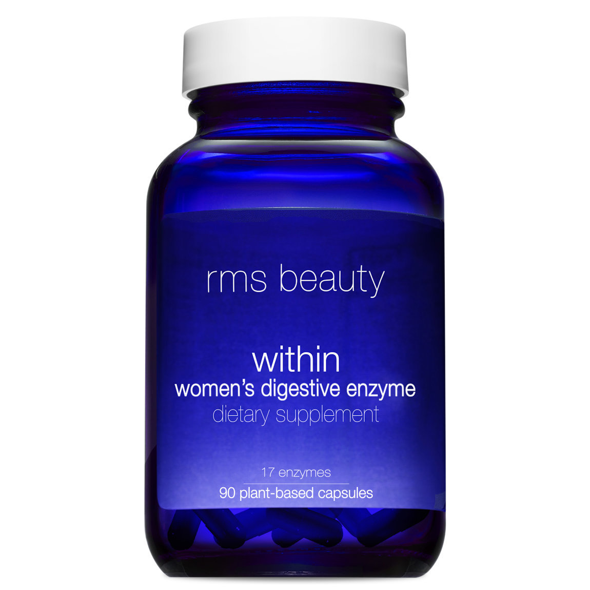 rms beauty Within Women's Digestive Enzyme alternative view 1 - product swatch.