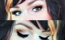 Tutorial Night Time Neutral Eyes Using MAC Shadows