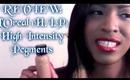 REVIEW: L'oreal Paris (HIP) High Intensity Pigment