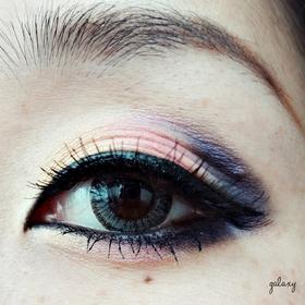 My eye look