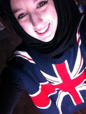 Representing the UK!