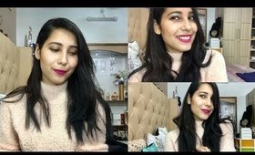 CHIT CHAT/PRODUCT REVIEW/GRWM|Sapna Ganglani