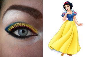 Snow white http://www.facebook.com/T.BeautyAddict