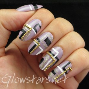 Read the blog post at http://glowstars.net/lacquer-obsession/2014/08/nail-max-collections-vol-10-design-purple-077/