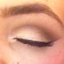 MAC Neutral Eye Look