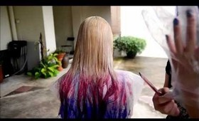 Ombre Hair Dye (Special Effects & Manic Panic)