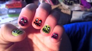 my cute lil monsters