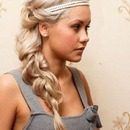 Side braid!!