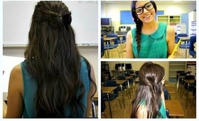 Quick & Unique Back to School Hairstyles!