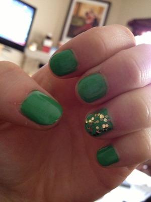 My christmas nails!