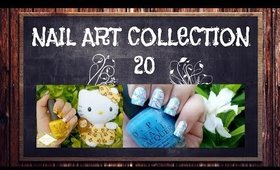 Nail Art Designs Collection #20 | Over 200+ NAIL ART Tutorials!
