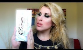 The Dream Palette | Sigma x Beautyybird Collaboration | Review Swatches Thoughts