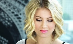 Easy Everyday Fall Makeup Tutorial {Lorac Pro Palette}