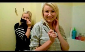 College Girls clean Dirty Drain // weekly vlog