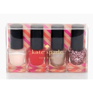Kate Spade Things We Love Mini Nail Polish Set