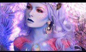 SAKURA DREAMS | Cherry Blossom Inspired| NYX Face Awards USA