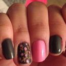 Gray n Pink