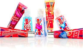 Royal Wedding Scents and Lip Gloss
