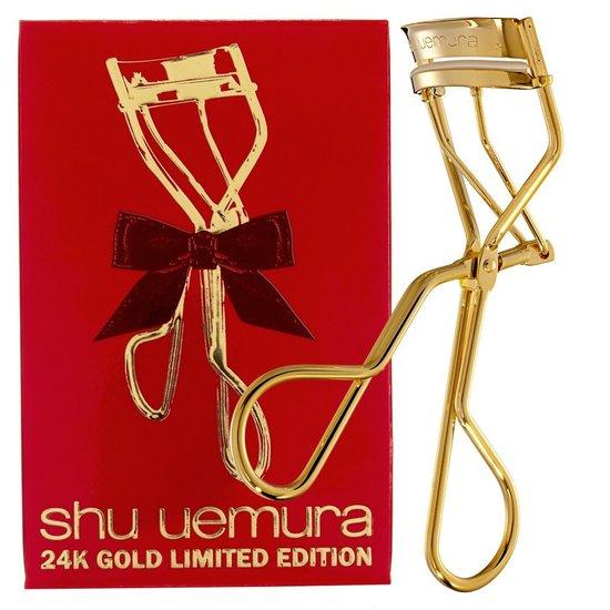Shu Uemura 24K Gold Eyelash Curler