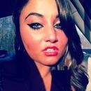 red lipstick muah