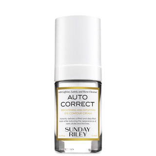 Auto Correct Brightening And Depuffing Eye Contour Cream
