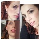 redhead pin up makeup