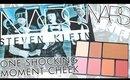 Review & Swatches: NARS Steven Klein One Shocking Moment Cheek Palette | Blush, Contour, Bronzer