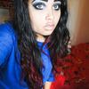 """Cyclamen"" dip dyed hair :)"