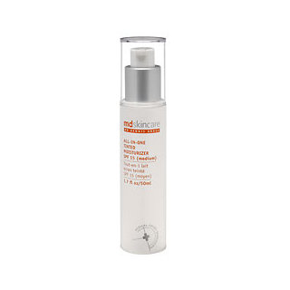 MD SkinCare All-In-One Tinted Moisturizer Sunscreen SPF 15