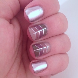 See my blog post about these nails at http://polishmeplease.wordpress.com