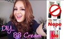 How To Make Your Own BB Cream