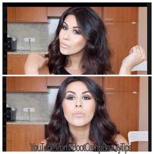 Watch here--->https://www.youtube.com/watch?v=ndlWew8suMQ Beauty Blog--->http://bootcampbeauty.com/grwm-fall-hair-makeup-tutorial/