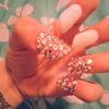 New Slanted Acrylic Nails